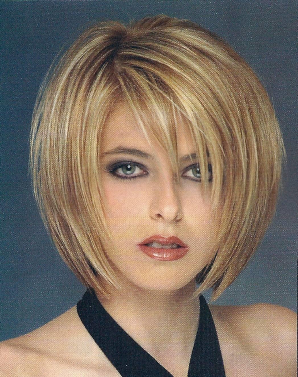 Стрижки боб каре каскад на средние волосы фото