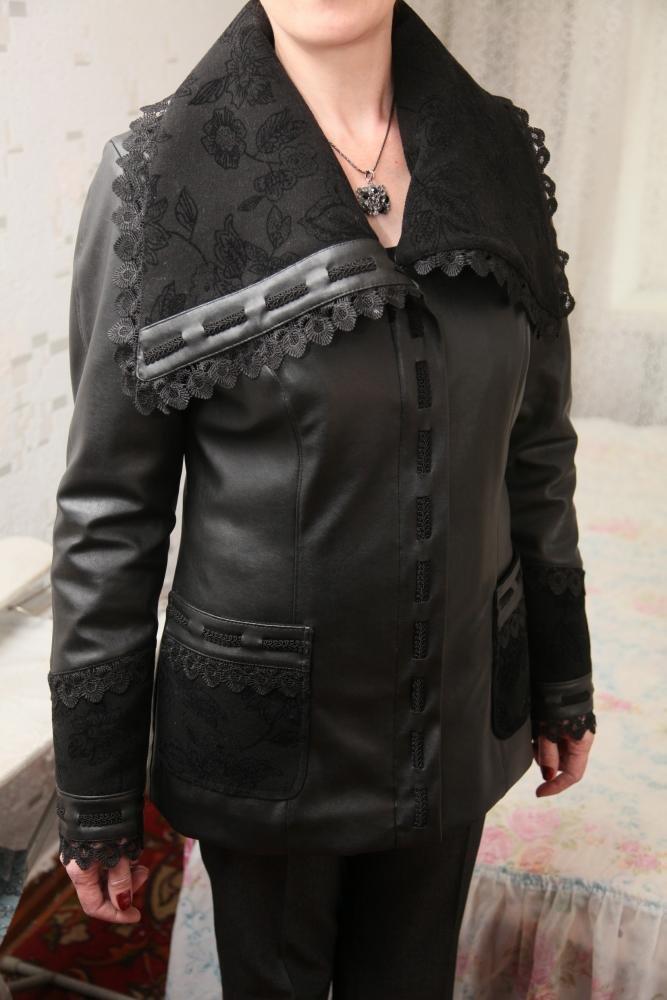 Куртка новая жизнь своими руками 34