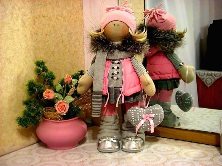 Кукла тильда сделать своими руками