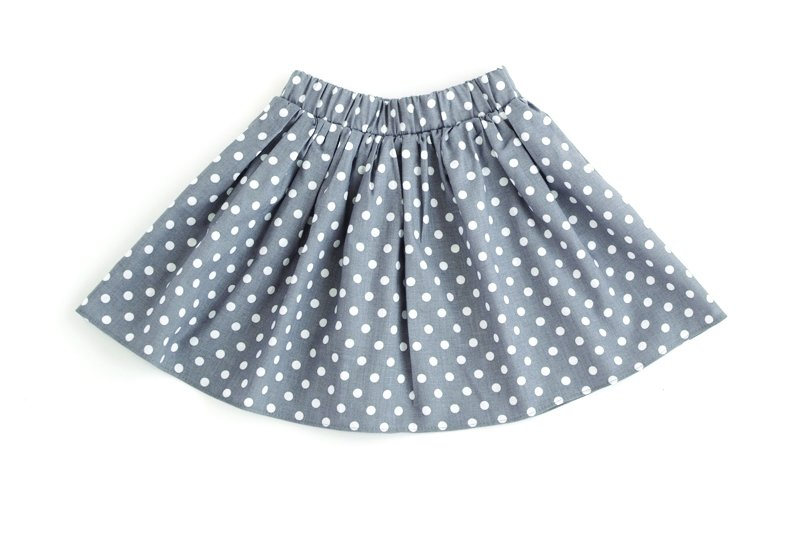 Как сшить юбку на резинке для девочки своими руками фото 40