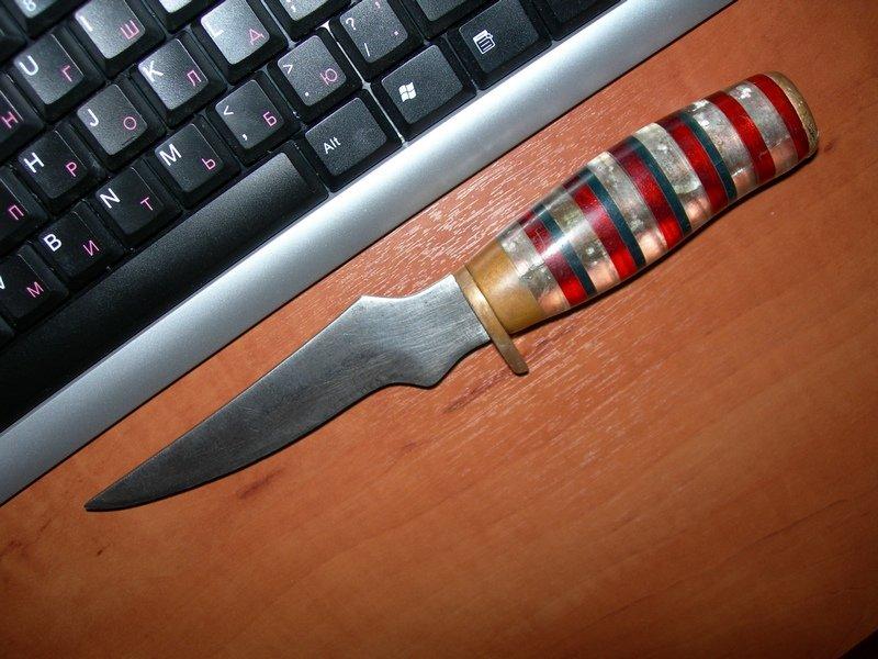 Нож из стекла своими руками 839