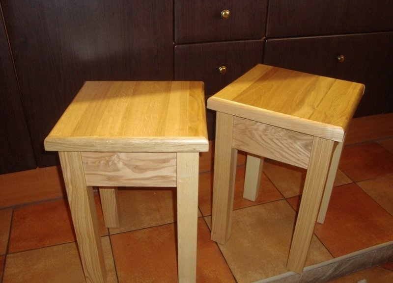 Сделать своими руками стул деревянный