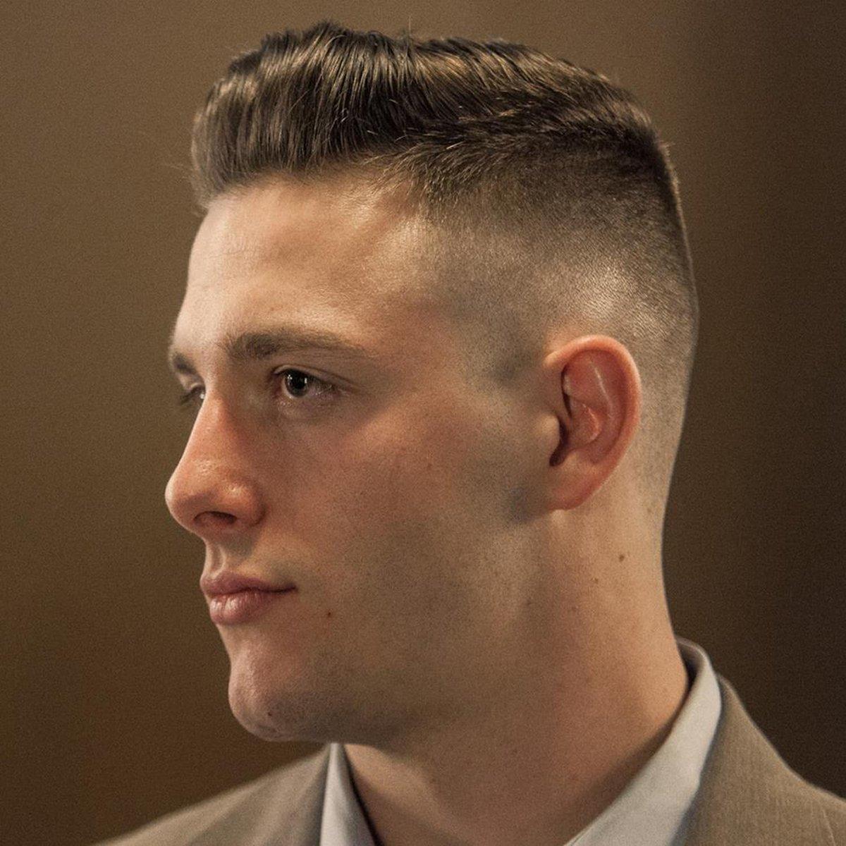 Причёски для мужчин бокс