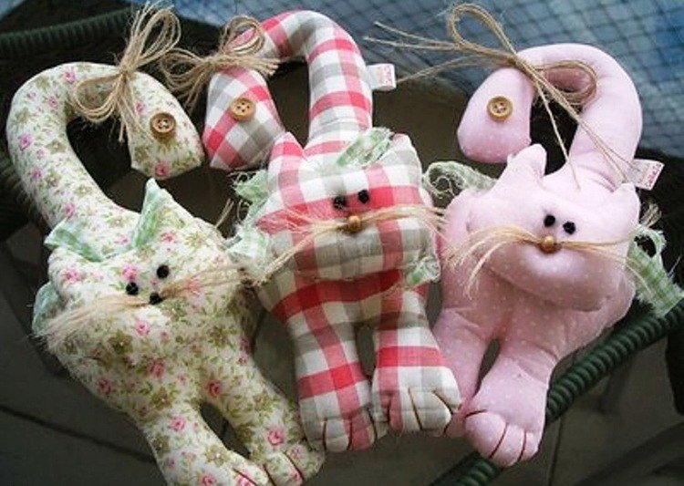 Для игрушек своими руками из ткани