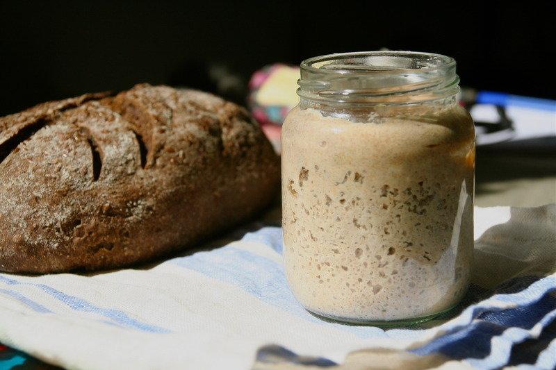 Приготовление хлеба без дрожжей в домашних условиях