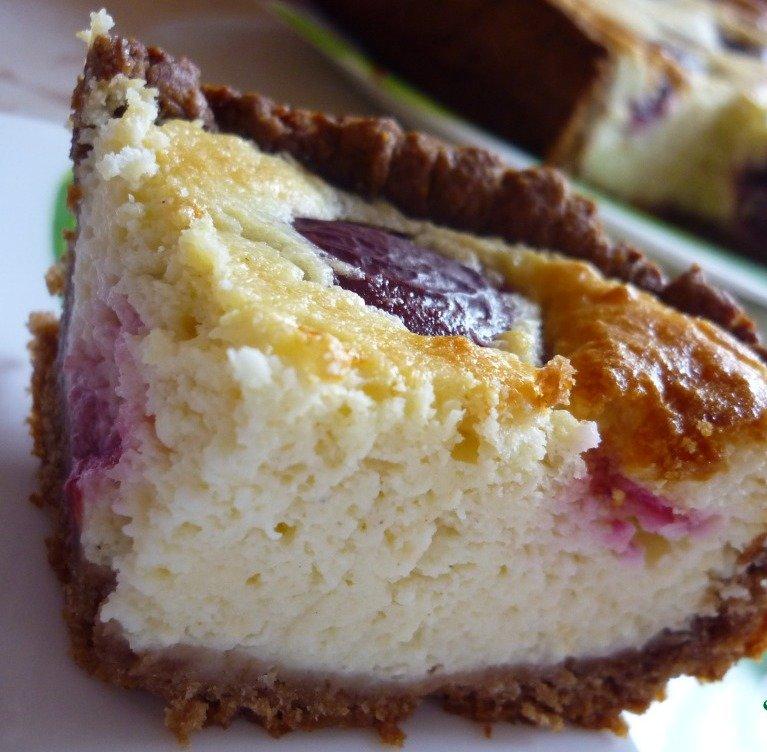 Творожный пирог рецепт пошагово в домашних условиях