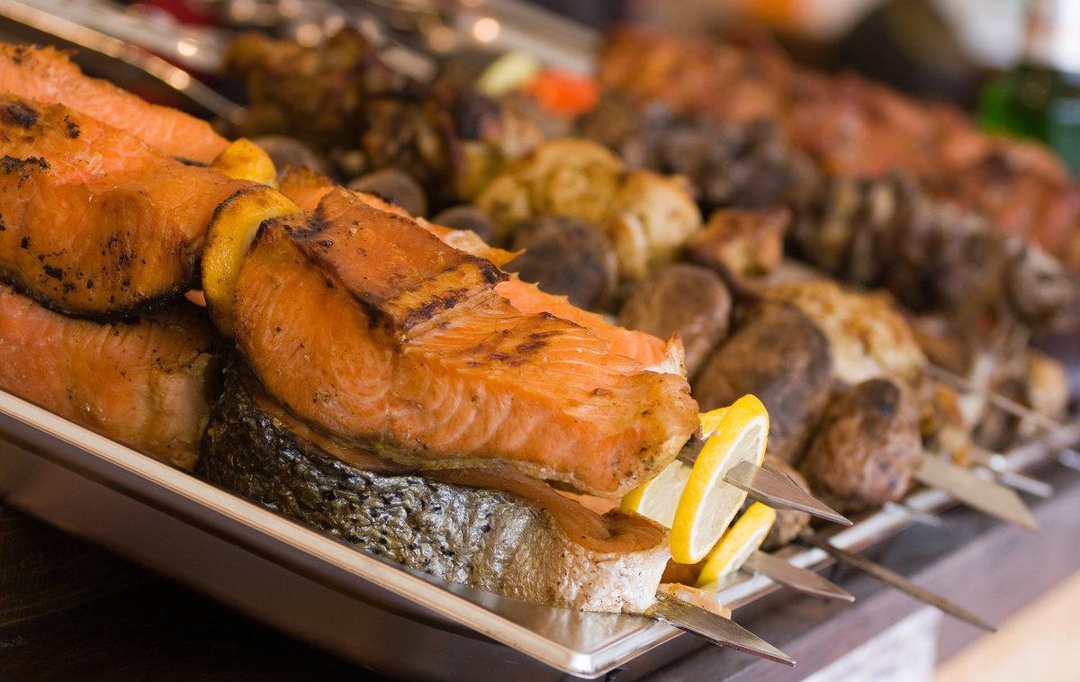 Маринад для рыбы на мангале рецепты