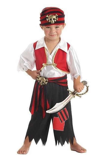 Детский костюм пирата сшить 30