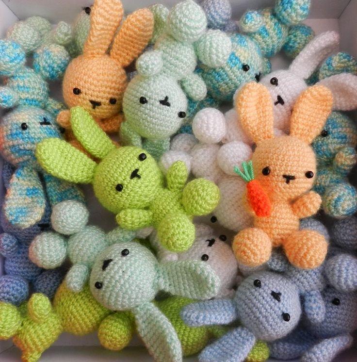 Игрушки из вязания крючком