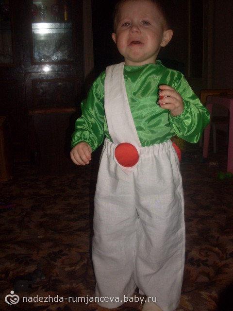 Костюм карлсона для мальчика своими руками фото