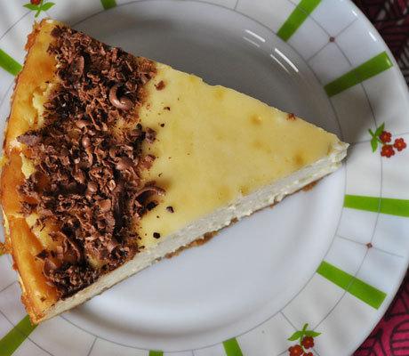 Чизкейк в домашних условиях с сыром