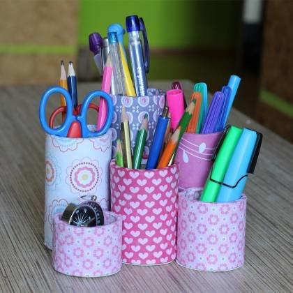 Идеи для рабочего стола своими руками для девочки