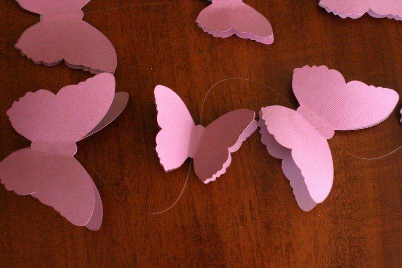Сделать бабочку из бумаги своими руками с