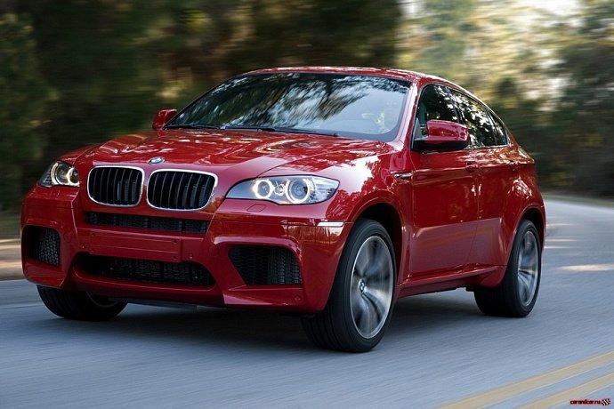 красный автомобиль bmw x6 red car  № 318958 без смс