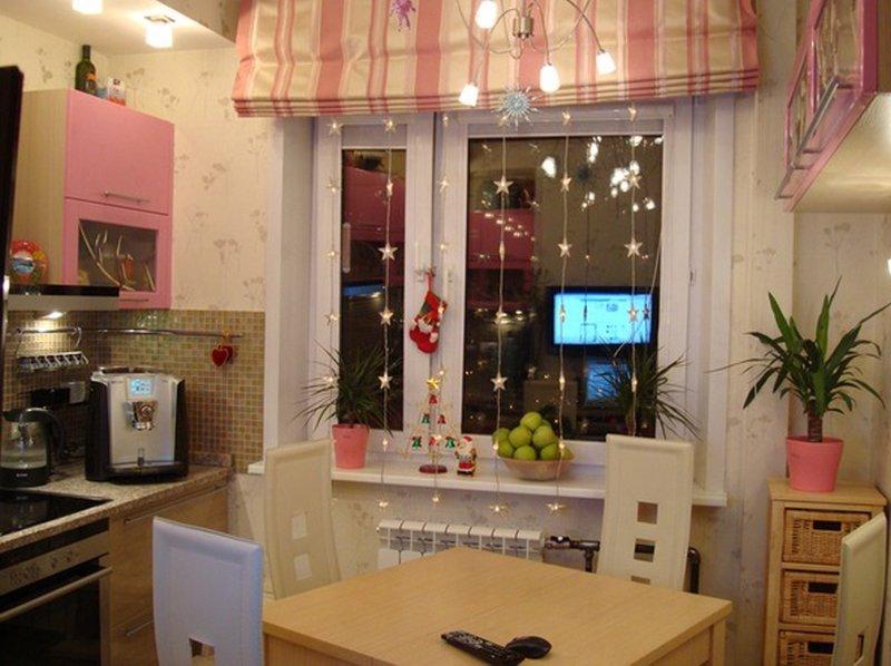Новогодний декор кухни своими руками - карточка от пользователя Юлия Матросова в Яндекс.Коллекциях