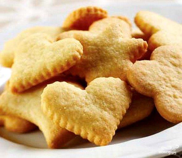 Рецепты постное печенье