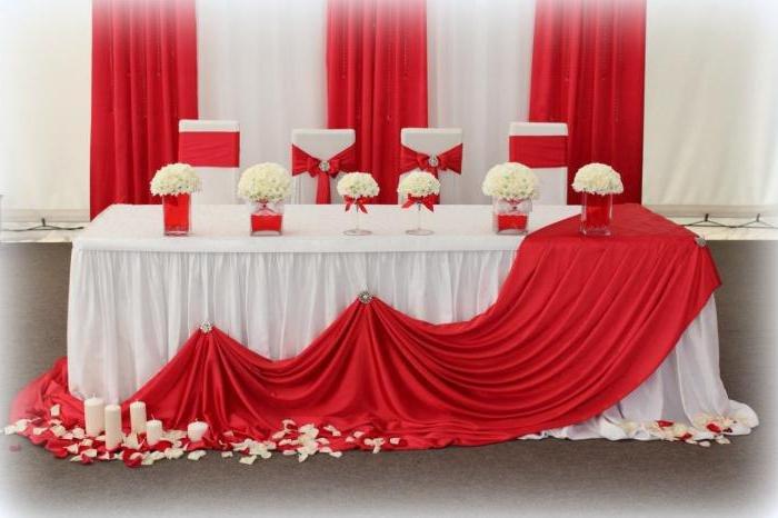 Украшение для свадебного стола своими руками фото 60