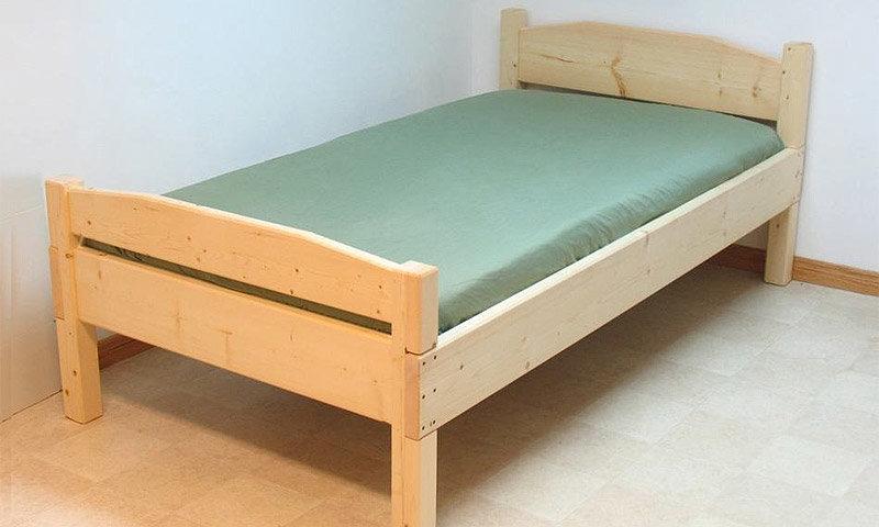 Как быстро и дешево сделать кровать 776