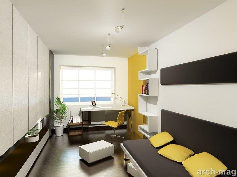Дизайн комнаты для подростка: фото идеи, особенности оформле.