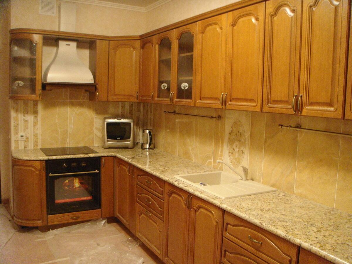 Кухонный гарнитур фото своими руками 831