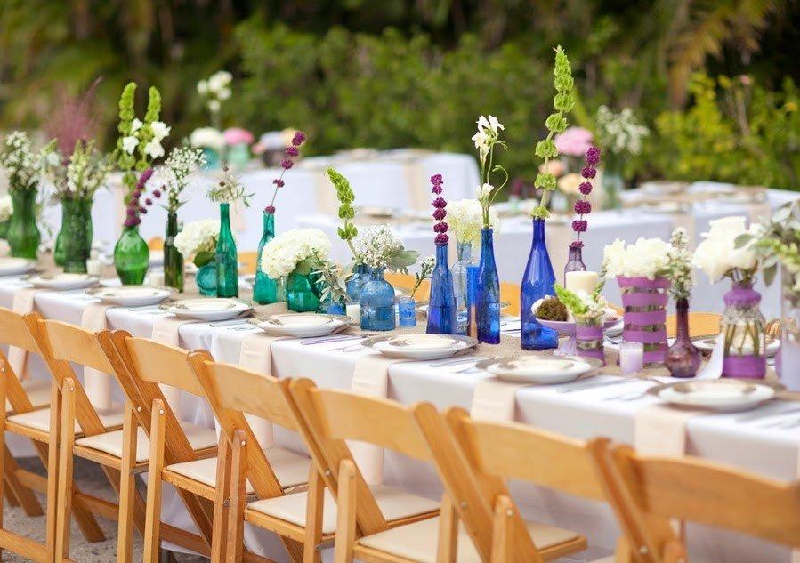 Как накрыть свадебный стол своими руками фото 68