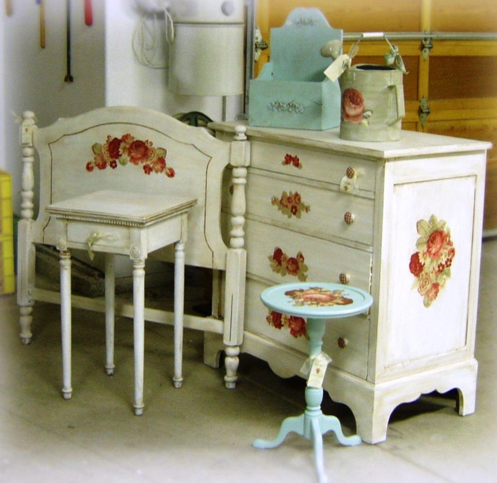 Украшение на мебели своими руками 377