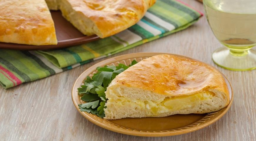 Осетинские пироги с картофелем рецепты с фото пошагово