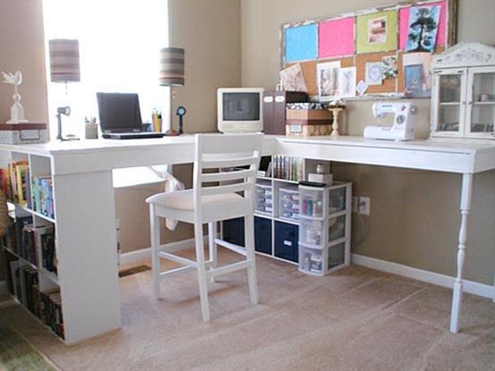Как сделать стол письменный угловой