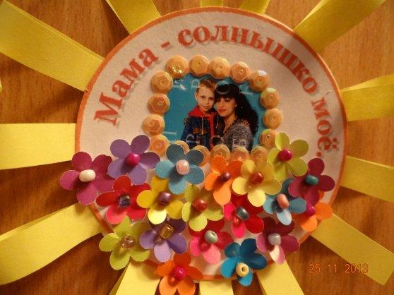Подарки своими руками на праздник день матери