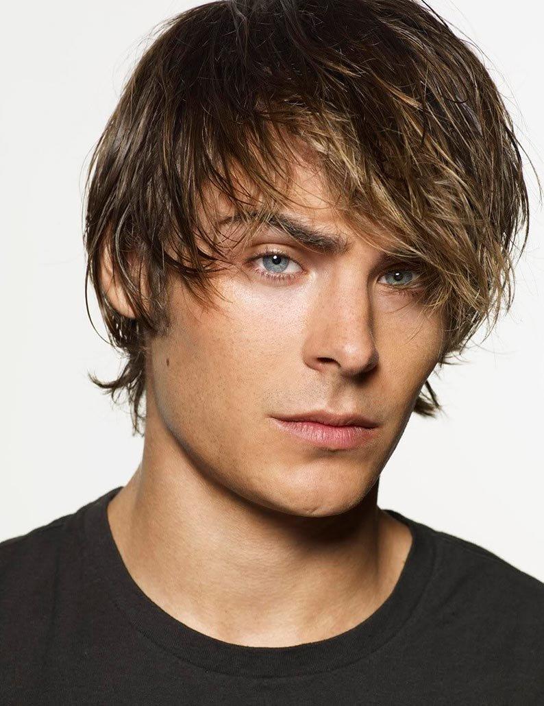 Мужская прическа шапочка на средние волосы фото