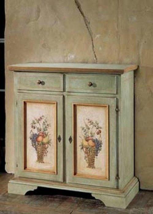 Шкаф покрасить под старину своими руками 1