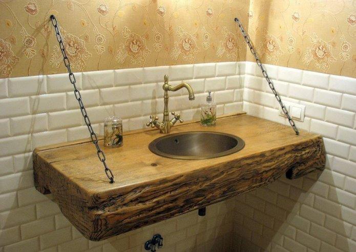 Мебель для ванн своими руками 779