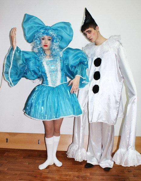 Школьный карнавальный костюм своими руками 52