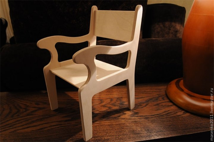 Делаем мебель из фанеры своими руками 21