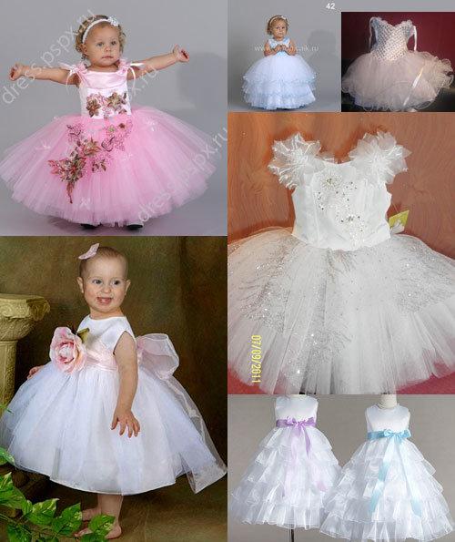 Новогодние платья для девочки сшить 742