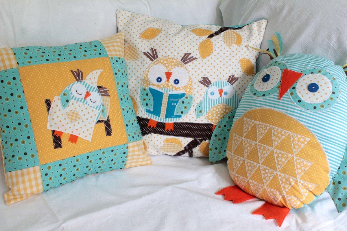 Детские подушки своими руками: выкройки, схемы, пошив 82