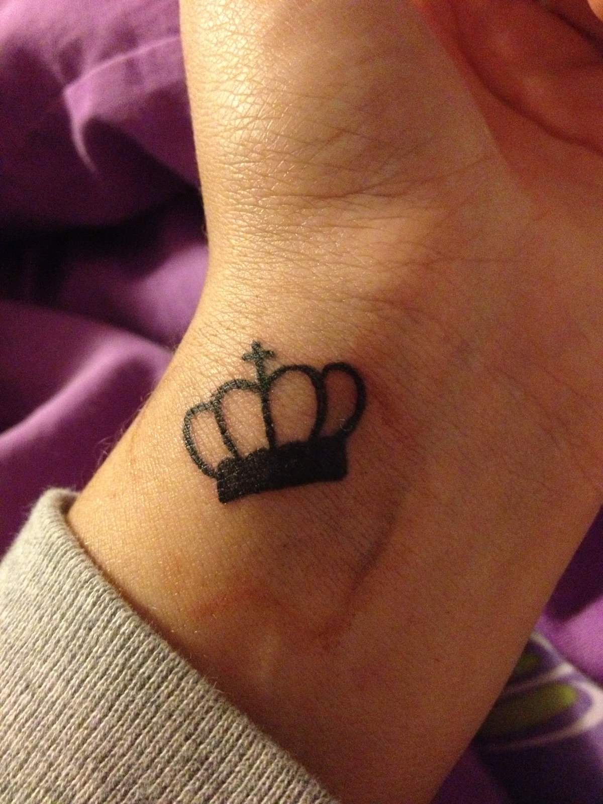 Простые татуировки для девушек фото на