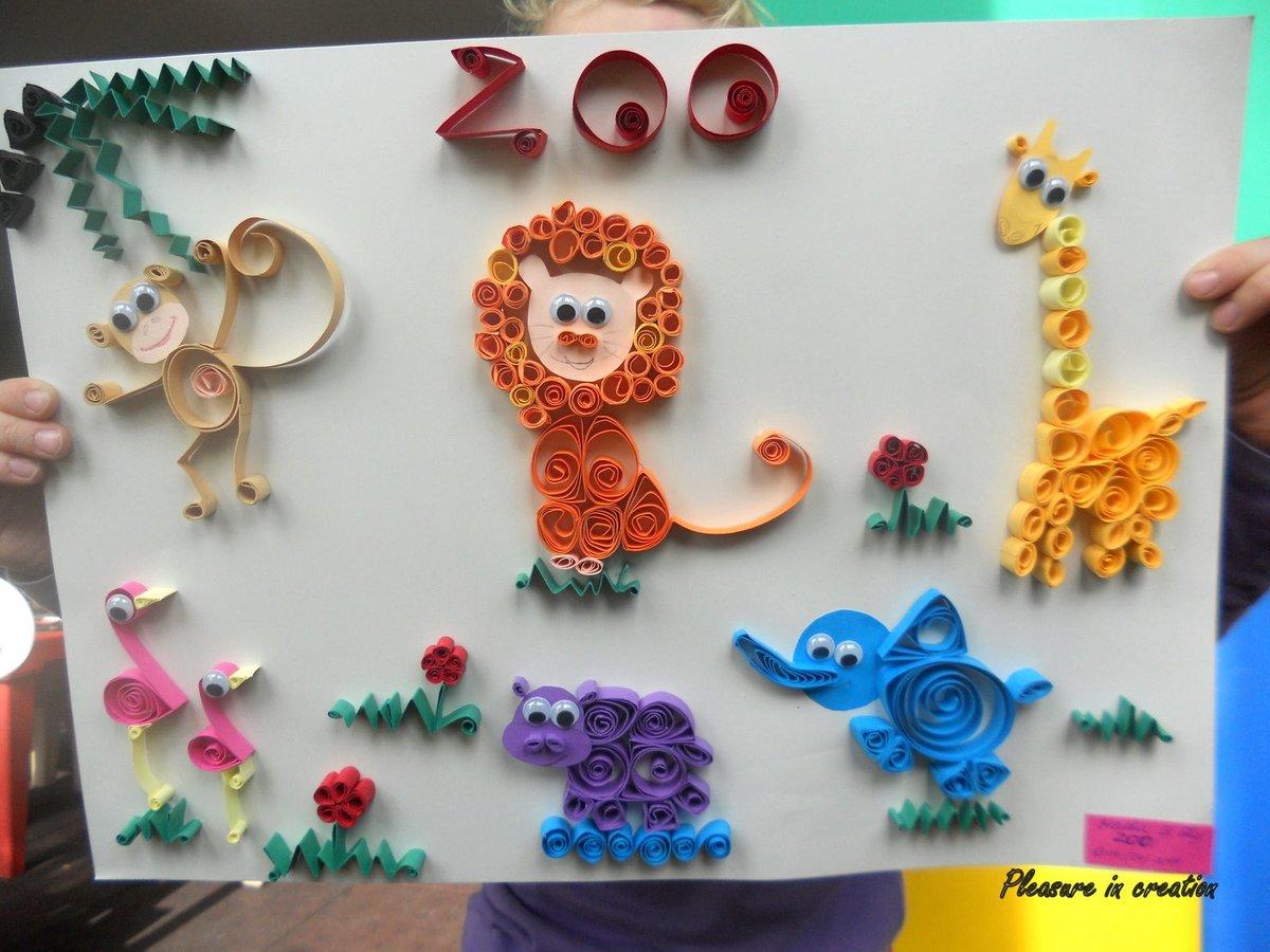 Квиллинг для детей школьного и дошкольного возрастов 68