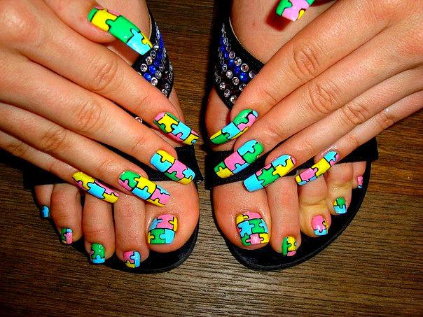 Прикольный дизайн ногтей фото новинки