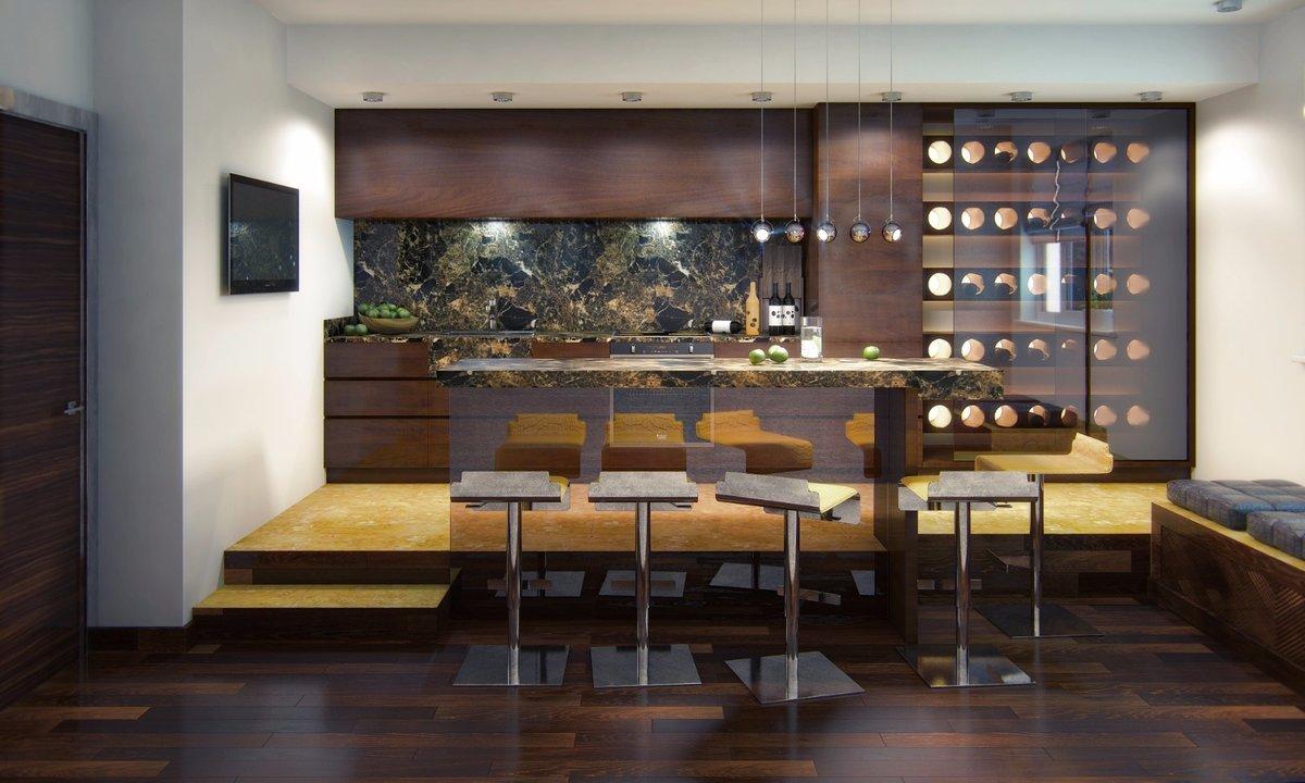 Дизайн интерьера квартиры, цены на дизайн-проект интерьера