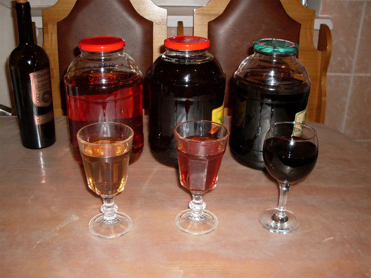 Изготовление креплёного вина 33