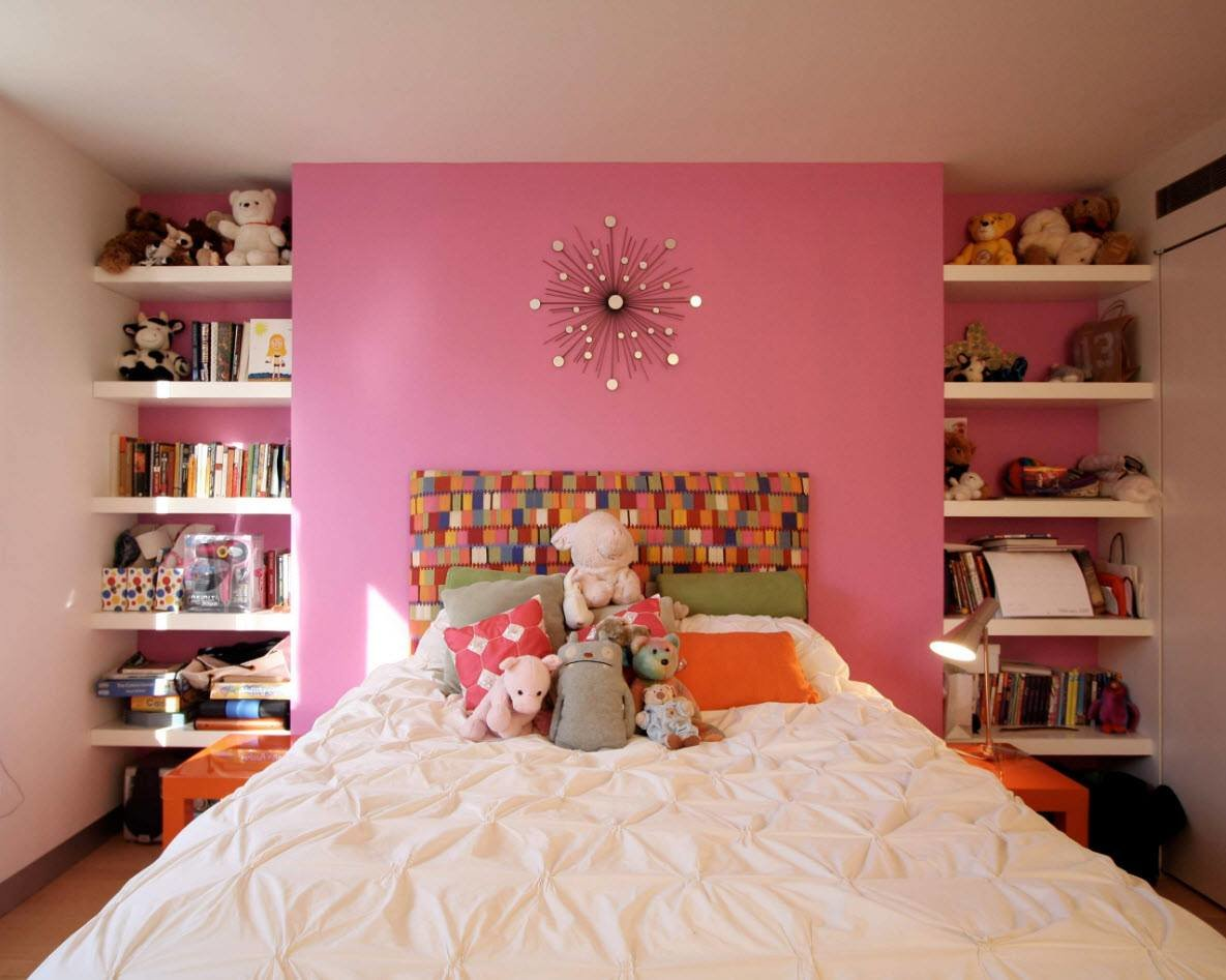 Декор комнаты девочки своими руками