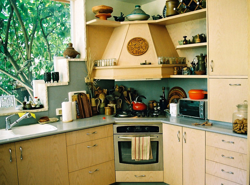 Как красиво сделать кухню своими руками фото