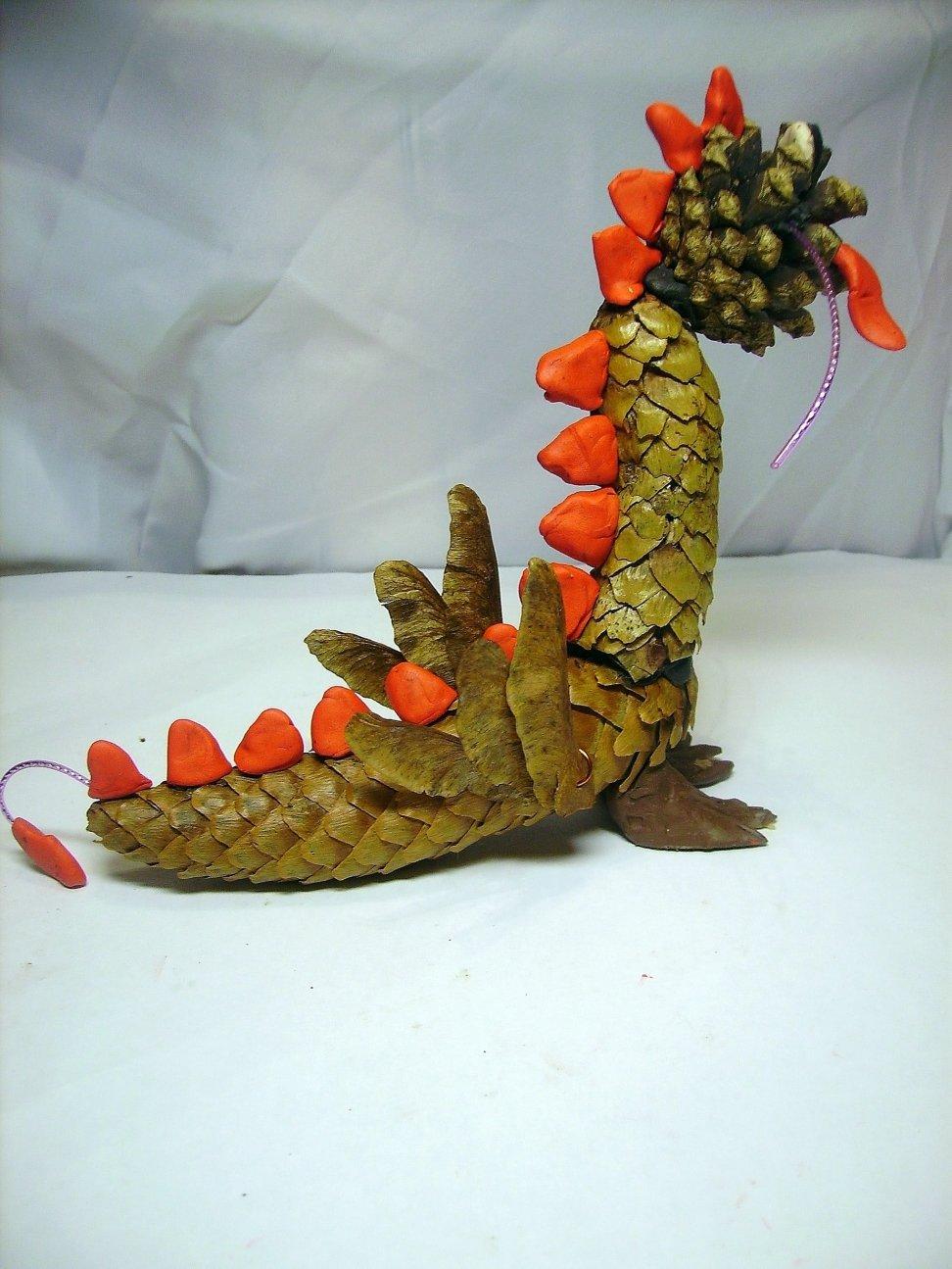 Как сшить костюм дракона для мальчика 79