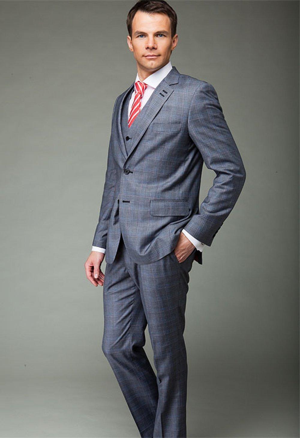 Идеально сшитый костюм 3