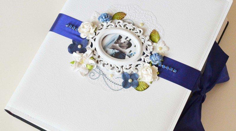 Сделать своими руками свадебный фотоальбом 97