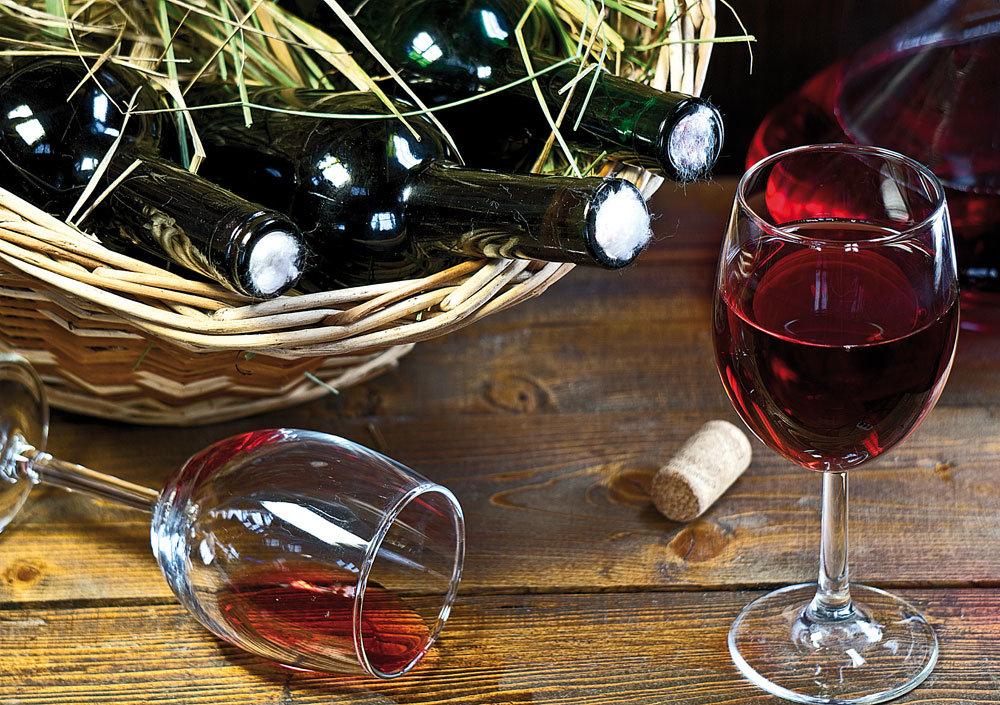 Рецепт сухого вина из красной смородины в домашних условиях 828