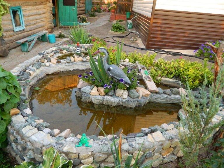 Обустройство садовых участков своими руками фото 721