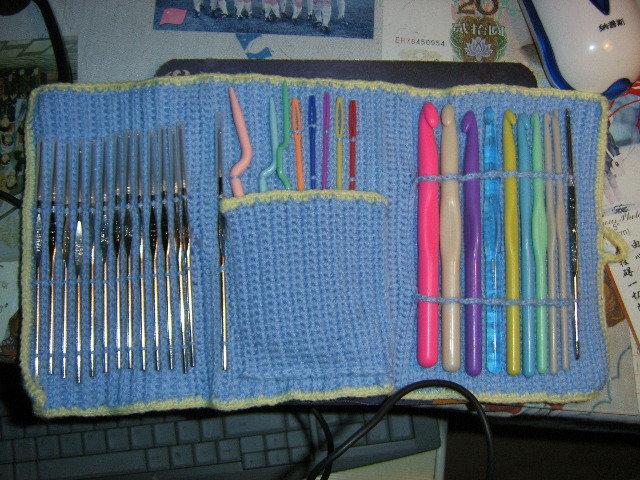 Как хранить спицы для вязания 17