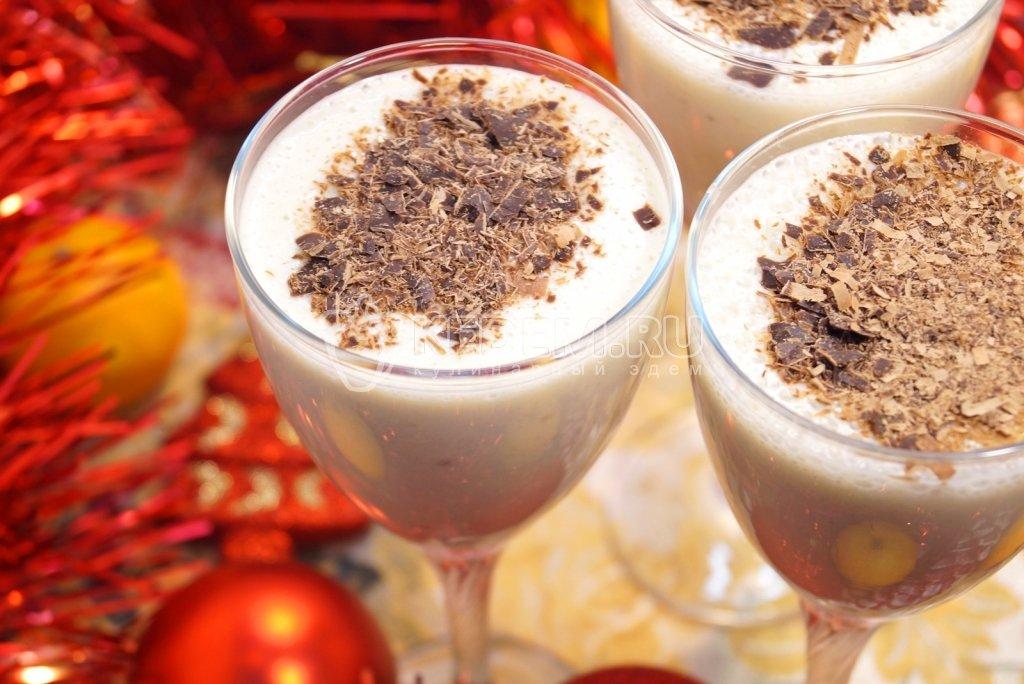 Десерты на новый год 2017 рецепты с